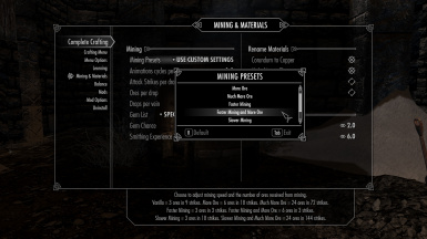 Complete Crafting Overhaul Remade at Skyrim Nexus - mods and community