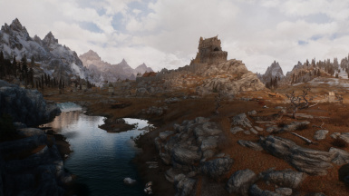 Natural Lighting and Atmospherics for ENB