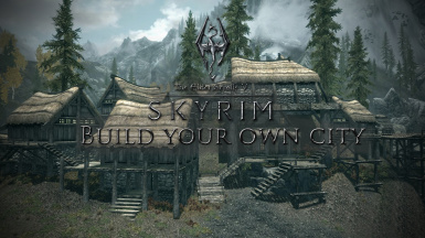 Groovy Build Your Own City Becoming A Lord Alpha At Skyrim Download Free Architecture Designs Rallybritishbridgeorg
