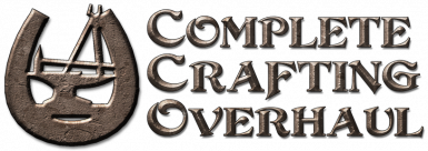 Skyrim Redone - Complete Crafting Overhaul Remade Patch