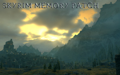 Skyrim Memory Patch - Utilities