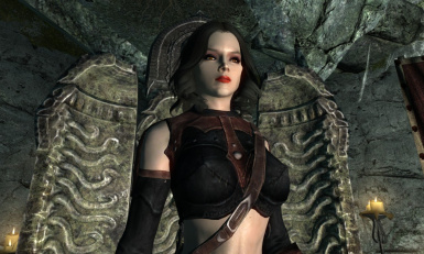 jenya dark brotherhood necromancer at skyrim nexus