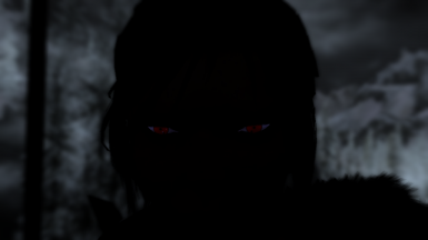 These eyes see darkness clearly