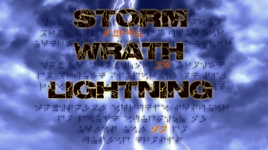 Storm Wrath Lightning - Fixed Storm Call