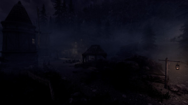 Fogy Night in Solitude - SMC with COT and Vividian ENB