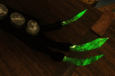 Gemling Queen Dragon Claws At Skyrim Nexus Mods And