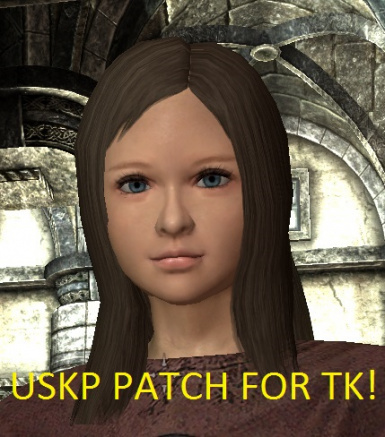 USKP Fix for TK