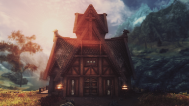 Thornrock - A no-frills player house
