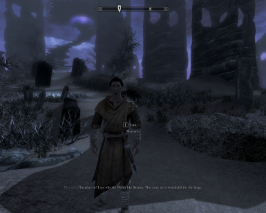 Marcutio in the Soul Cairn