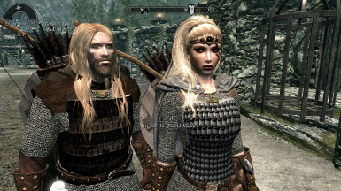 Sigrid the Shield-Maiden - Follower at Skyrim Nexus - mods ...
