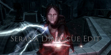 Serana Dialogue Edit