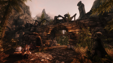 Overview of Talos Pass Gate