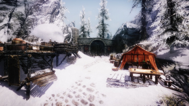 Pale Pass Gate and The Cyrodiil Frontier version