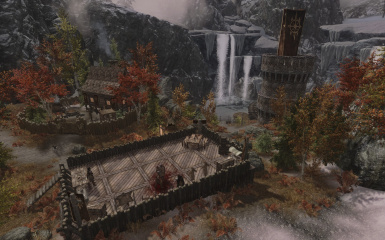 dawnguard reforged at skyrim nexus mods and community glorious fort dawnguard at skyrim nexus mods and community 608
