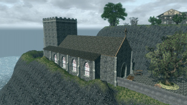 Tutorial Island Church