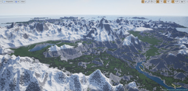 All Tamriel Heightmap at Skyrim Nexus - mods and community