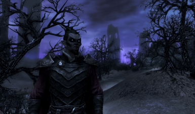 Mod that give all vampires lord harkons glowing eyes