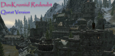 Cover 01 - DovKroniid Redoubt and Border Forts of Skyrim