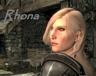 Rhona Long-Sword