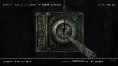Version 1_2 Nordic Lock Design