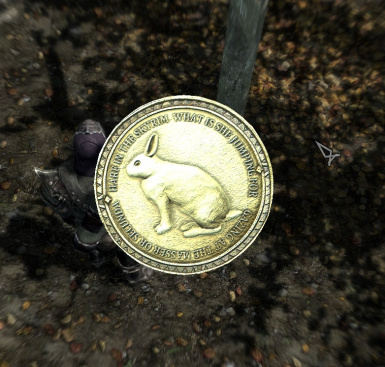 Rabbit Medal