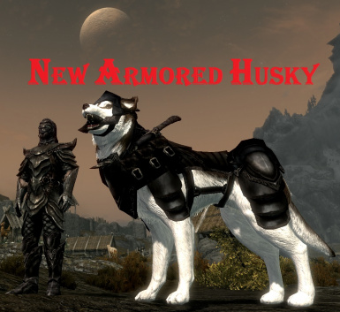 new armored husky
