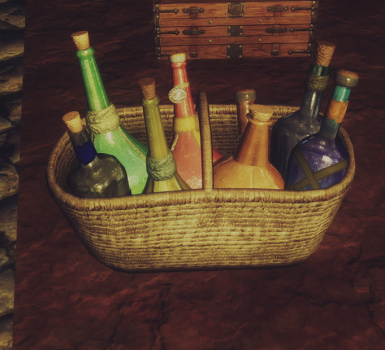 Potion Basket