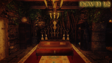 Thief player home in Riften Canal at Skyrim Nexus - mods and