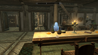 Katria sandboxing in HFMain Hall using the My Home is Your Home mod