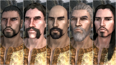 Male Imperial Presets