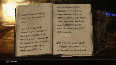 Reyda's Journal
