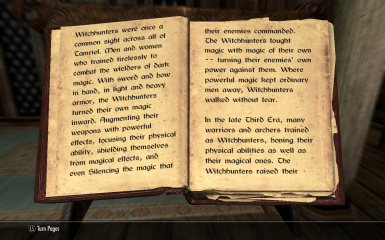 Witchhunters of Tamriel
