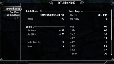 Advanced Mining At Skyrim Nexus Mods And Community