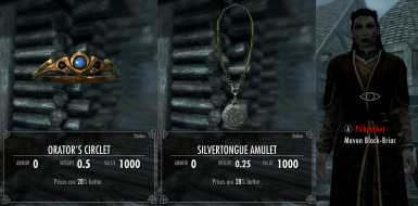 Magical Fortify Gear