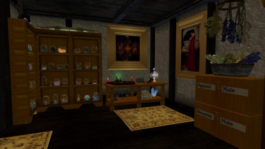 Crafting Room