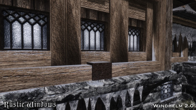 Windhelm - New glass texture