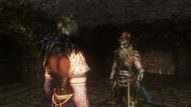 Thieves and Mages meet