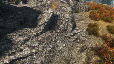 new ground textures with terrain parallax support