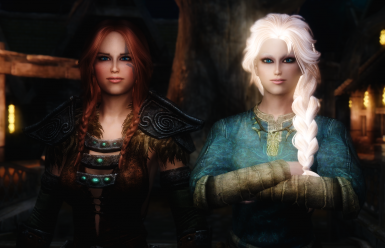 Lore Friendly Frozen Sisters - Elsa and Anna