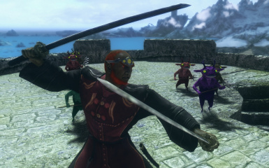 Ganon and The Miniblins from Wind Waker at Skyrim Nexus - mods and