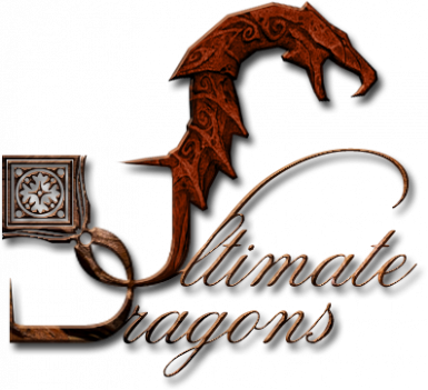 UltimateDragonLogo by zlostnypopolnik