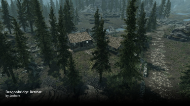 Dragonbridge Retreat At Skyrim Nexus Mods And Community