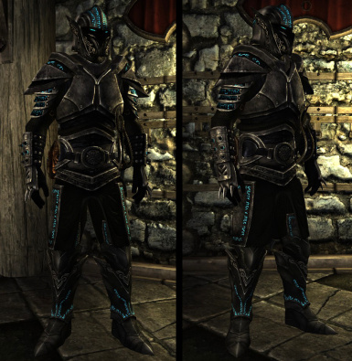Witchplate Armor MKII