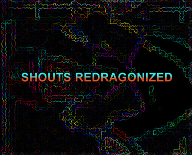 Shouts Redragonized - designed for PerMa