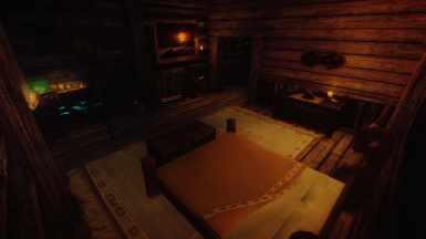 ENB - Master Bedroom overview