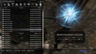 Enchanted Ancient Armor Crafting Tools at Skyrim Nexus mods and