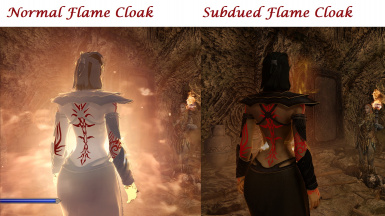 Subtle Cloak Spell Graphics