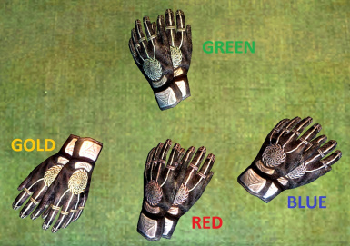 Mystic Gloves Redone at Skyrim Nexus - mods and community