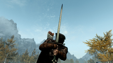 Anduril two-handed