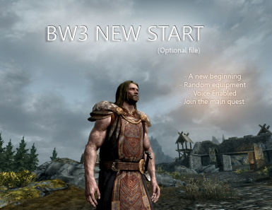 BW3_New Start - optional File